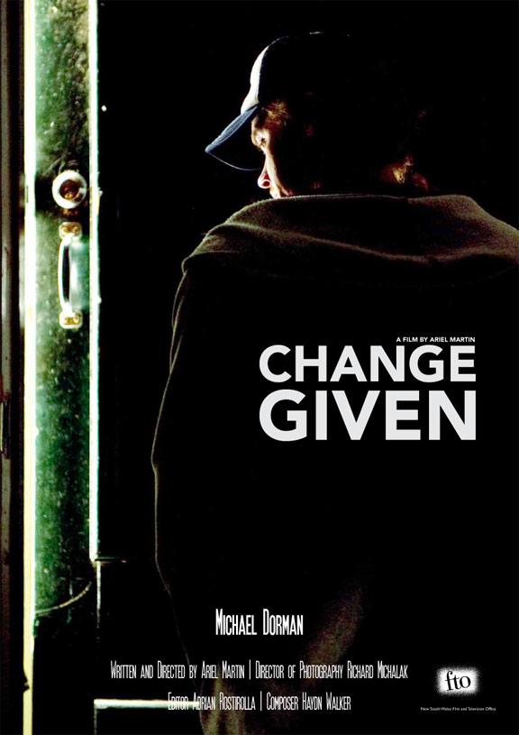 Change Given Poster #1