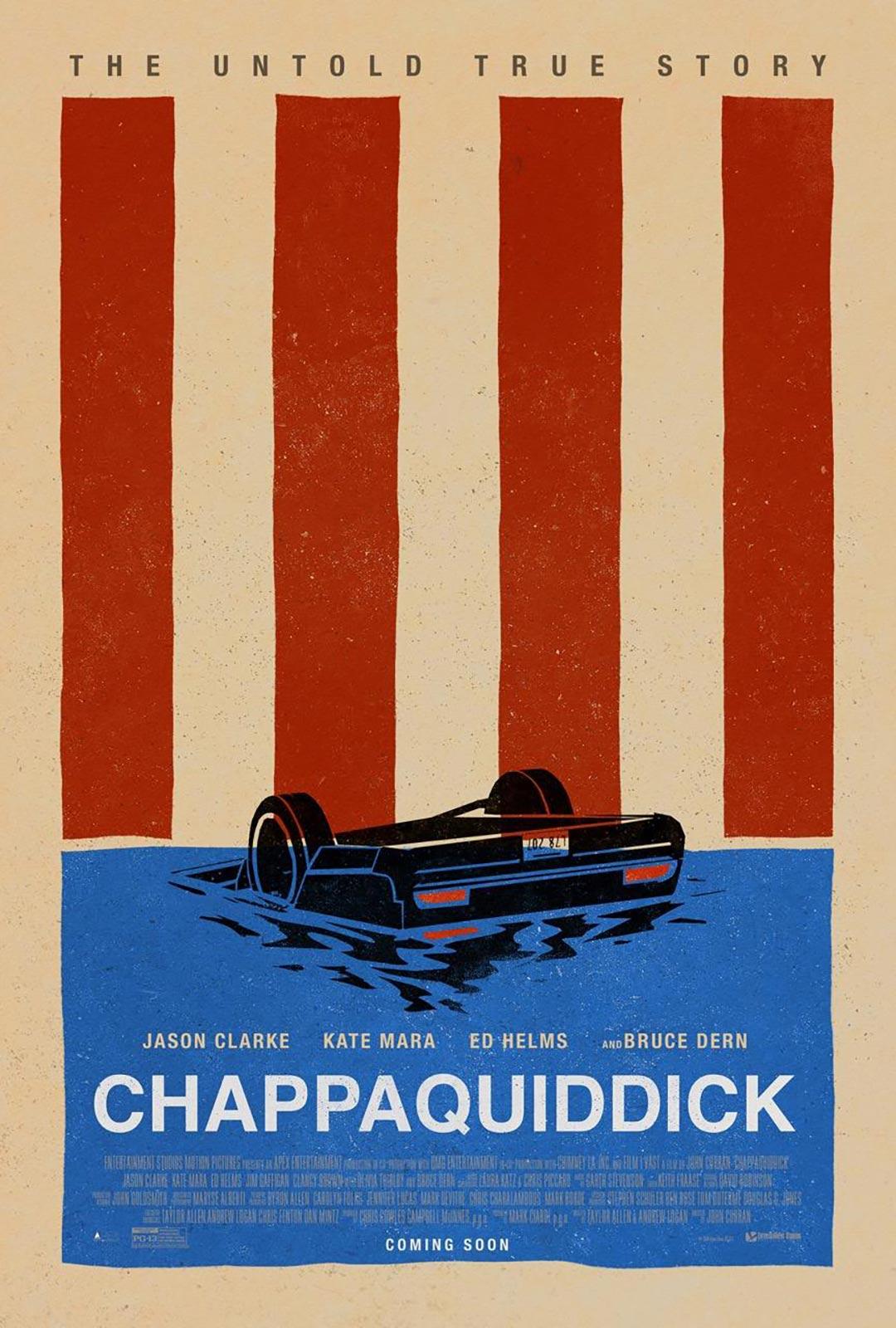 Chappaquiddick Poster #1