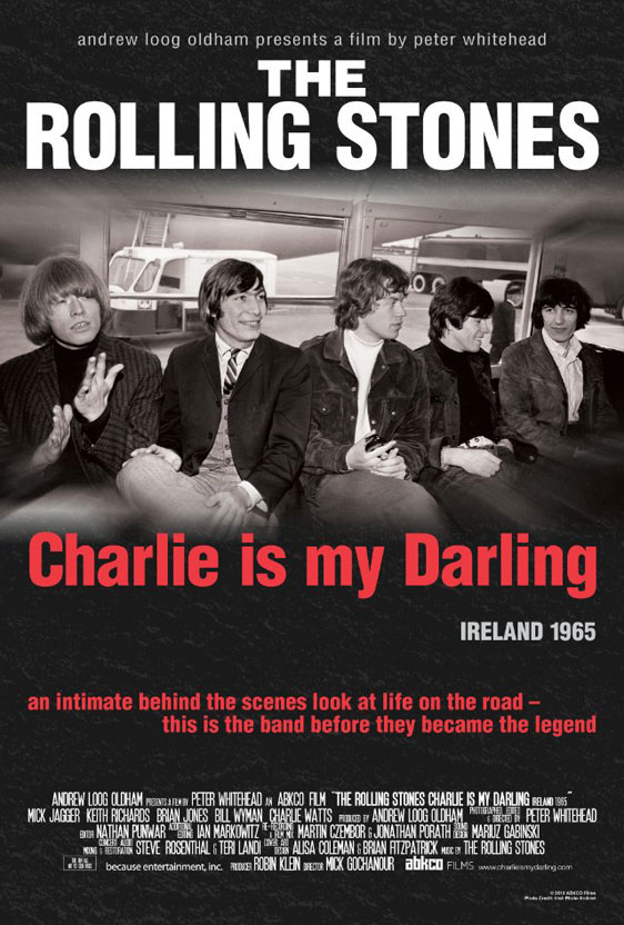 Charlie Is My Darling Poster #1