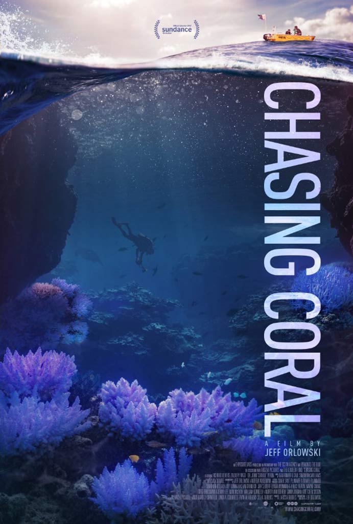 Chasing Coral Poster #1