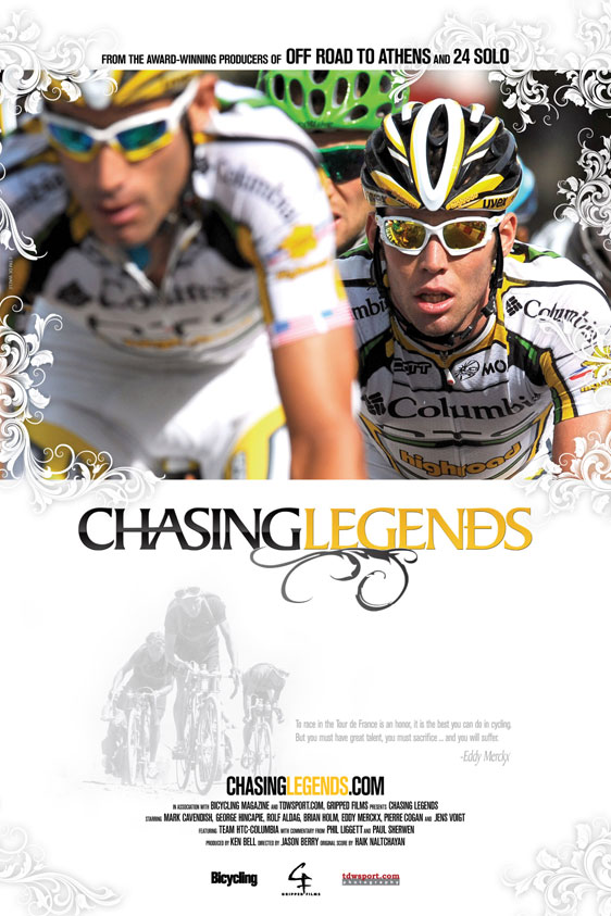 Chasing Legends Poster #1