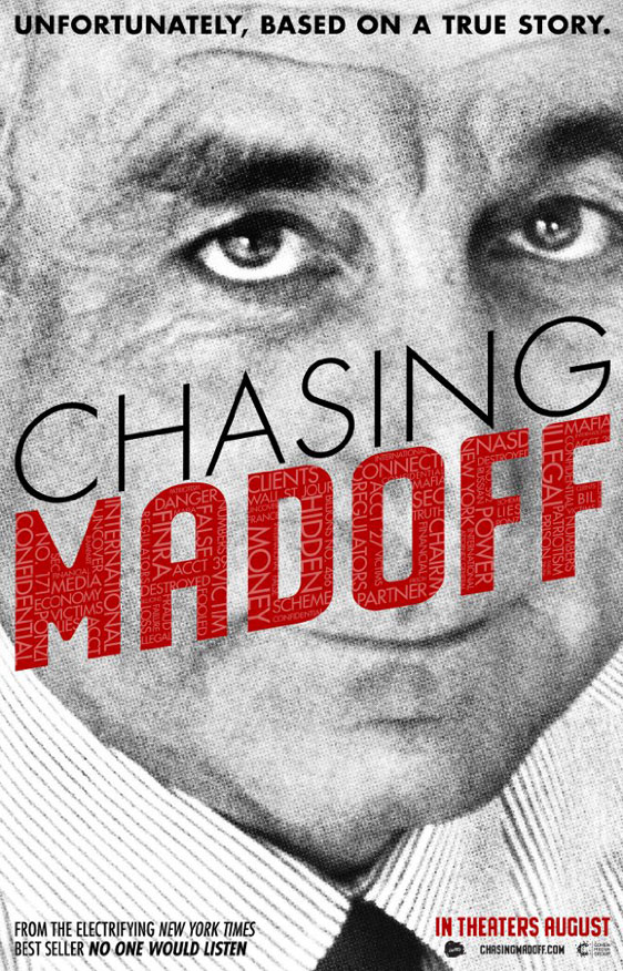 Chasing Madoff Poster #1