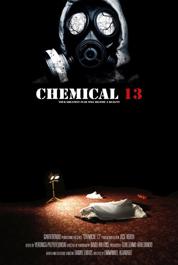 Chemical 13 Poster #1