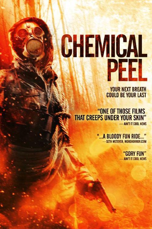 Chemical Peel Poster #1