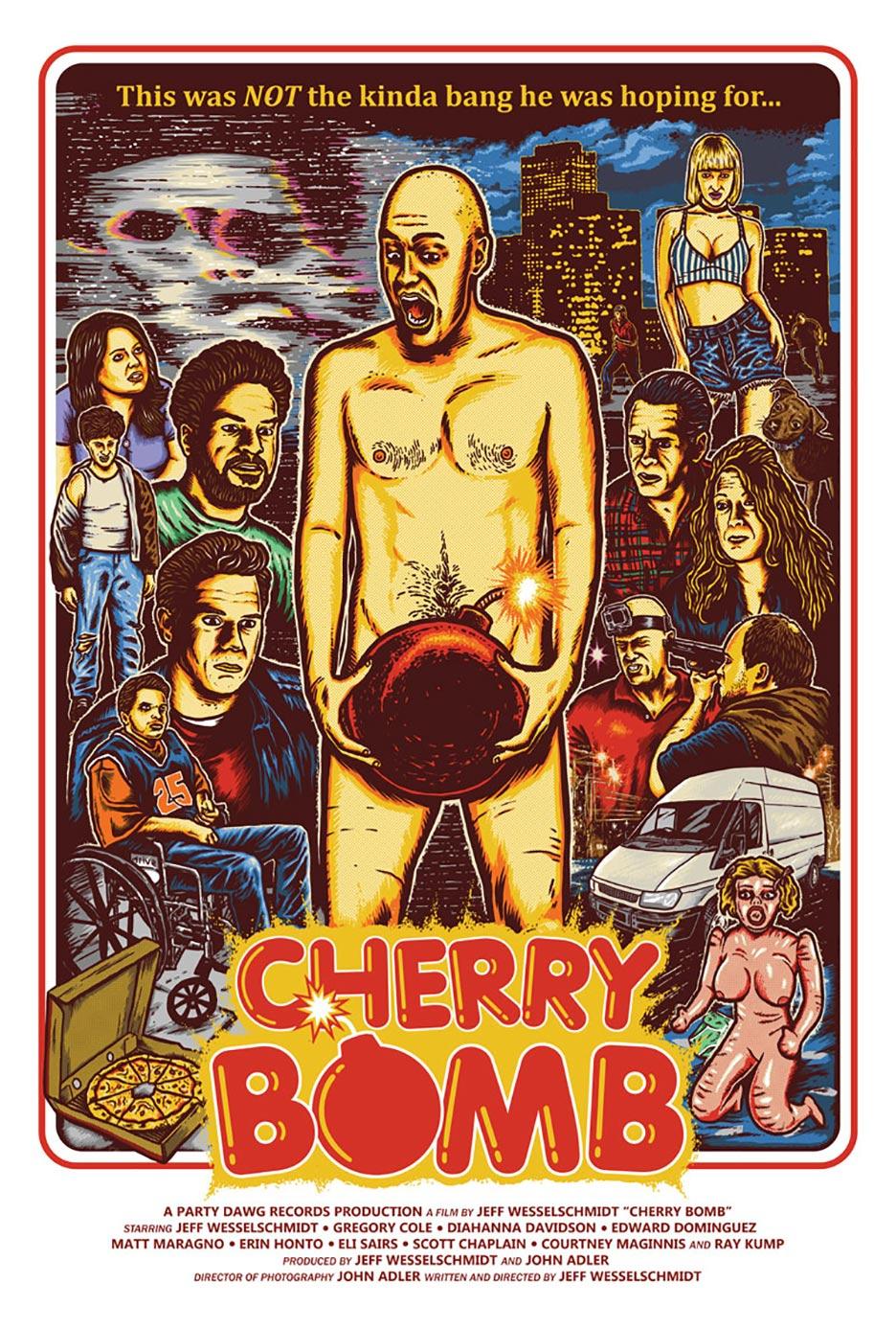 Cherry Bomb Poster #1