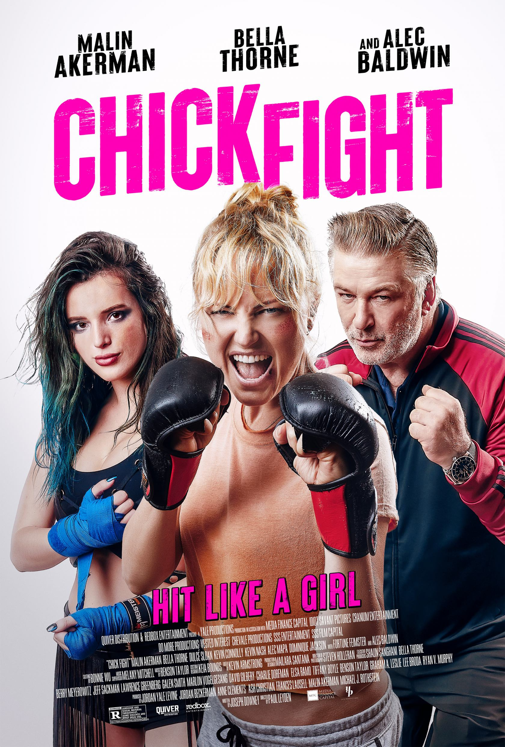 Chick Fight Poster #1