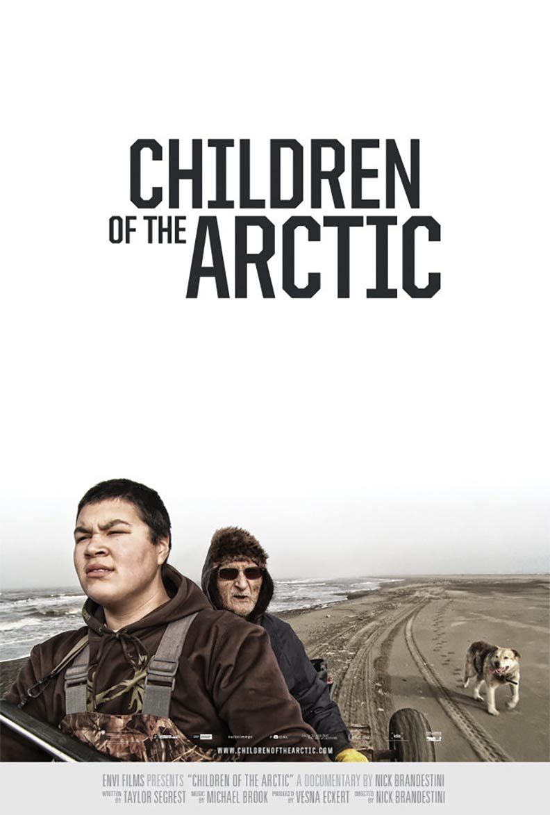 Children of the Arctic Poster #1