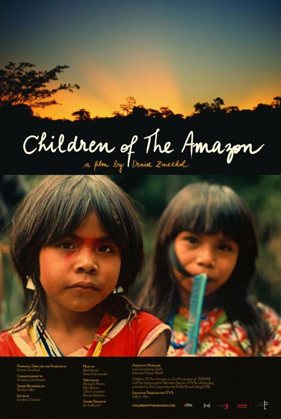 Children of the Amazon Poster #1