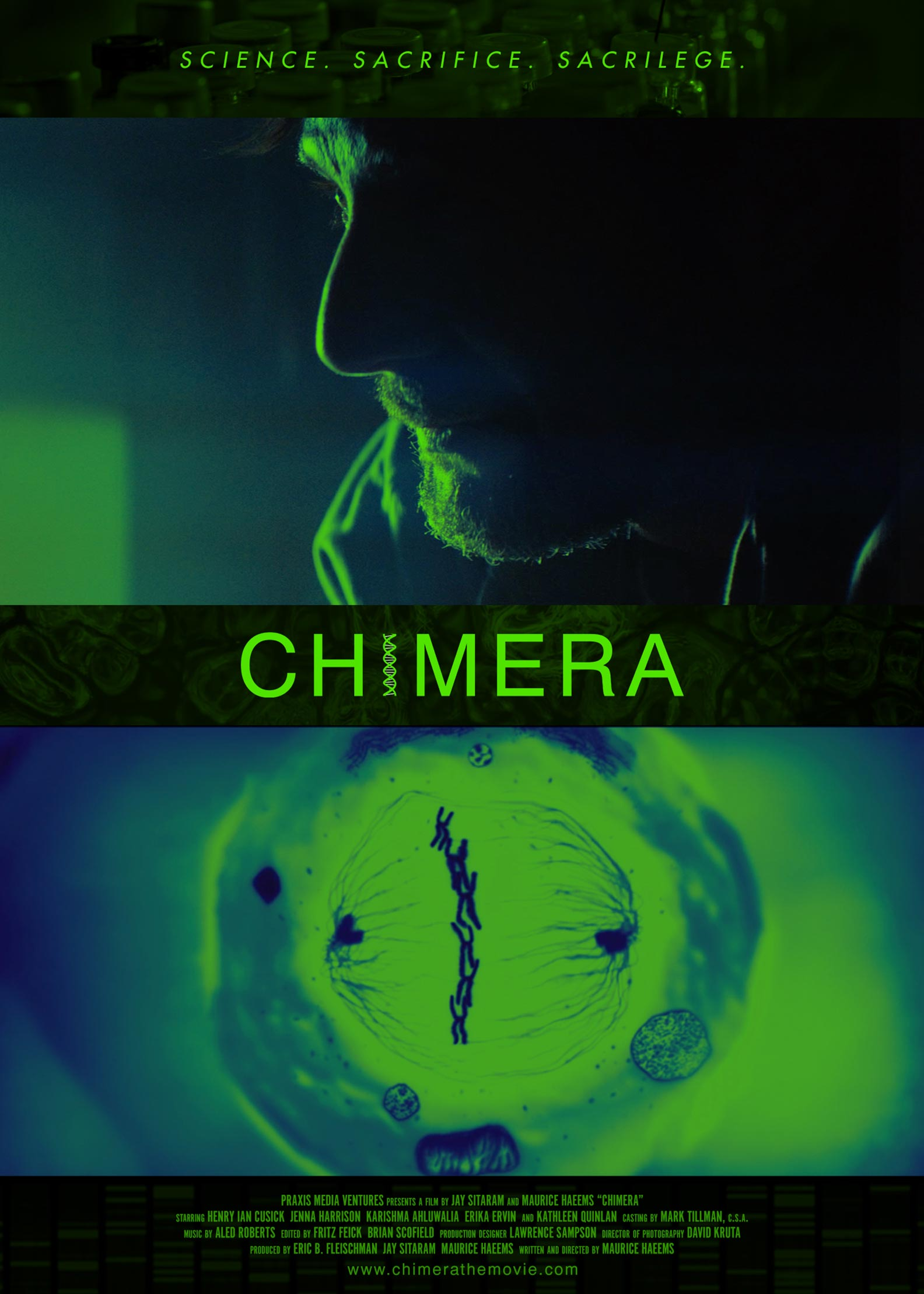 Chimera Poster #1