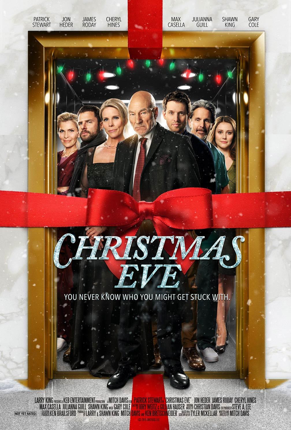 Christmas Eve Poster #2