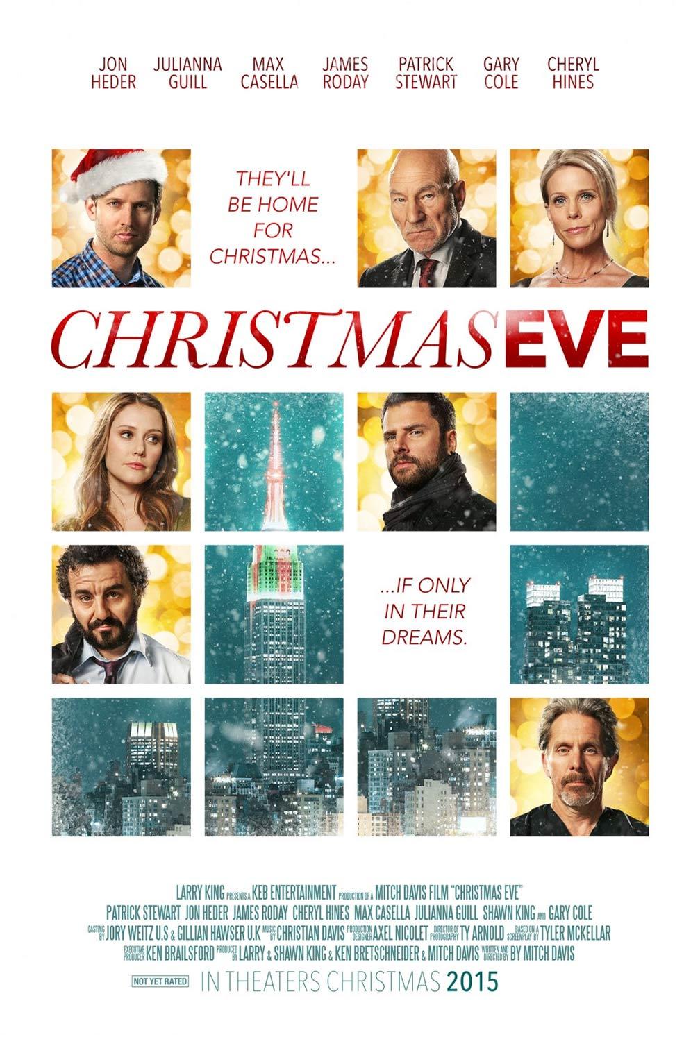 Christmas Eve Poster #1