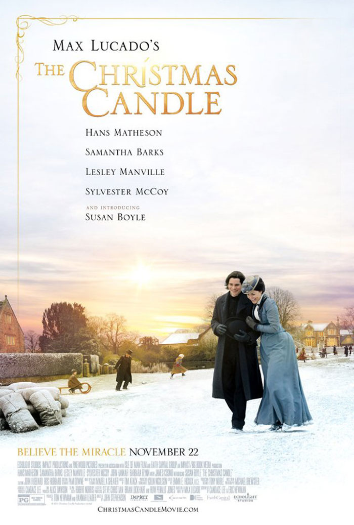 The Christmas Candle Poster #1