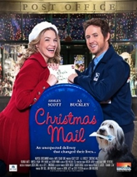Christmas Mail Poster #1