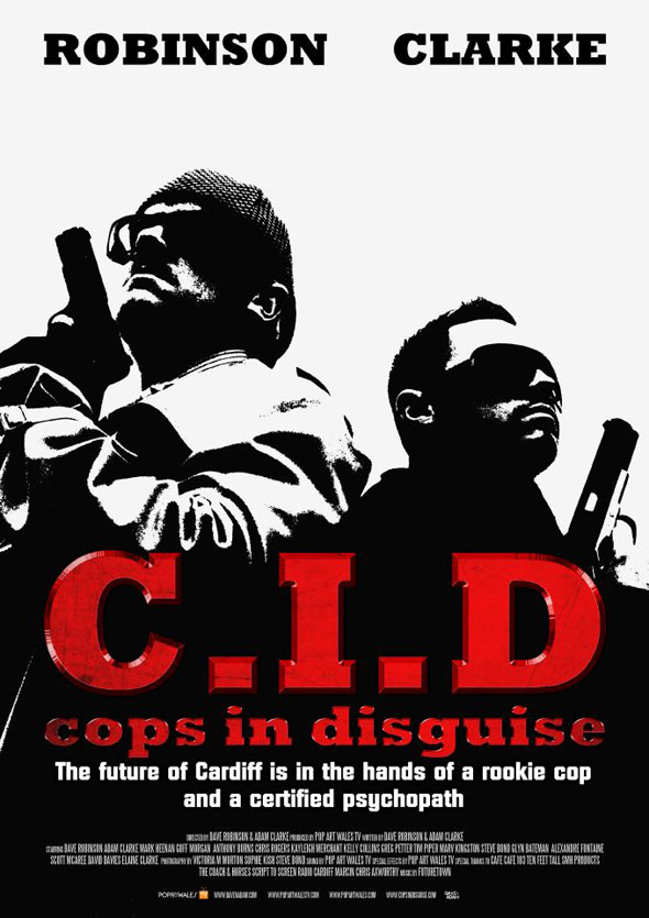 C.I.D - Cops In Disguise Poster #1