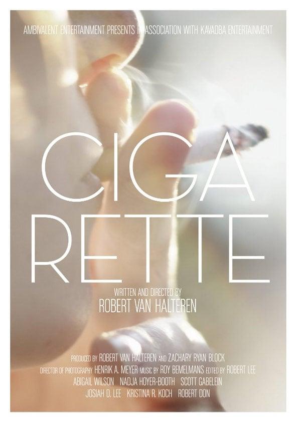 Cigarette Poster #1
