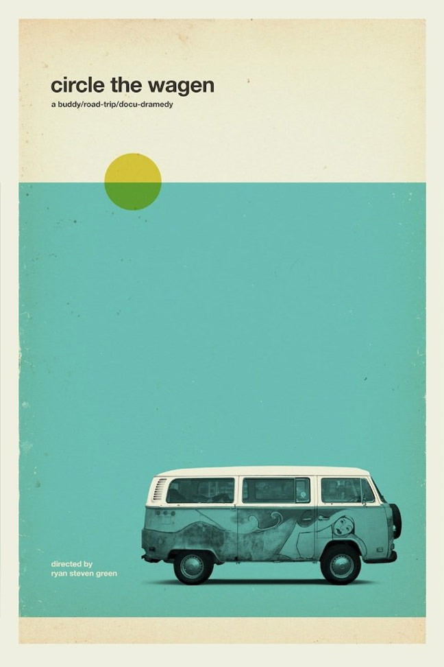 Circle the Wagen Poster #1
