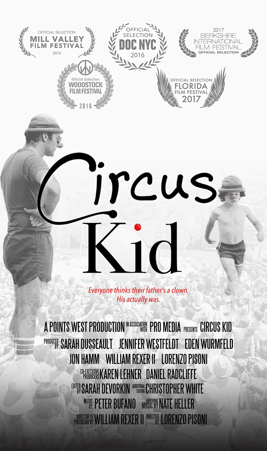 Circus Kid Poster #1
