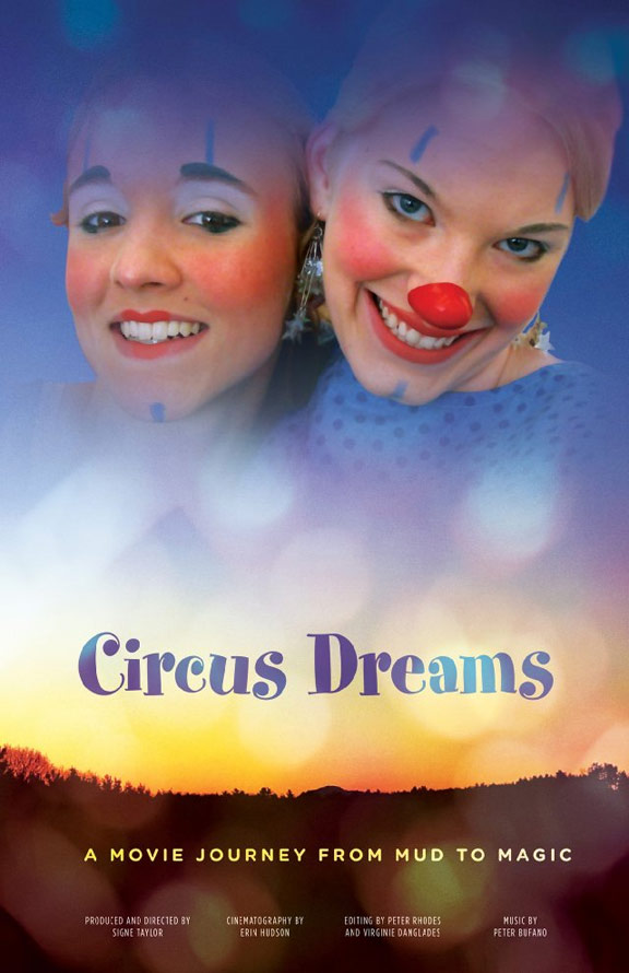 Circus Dreams Poster #1