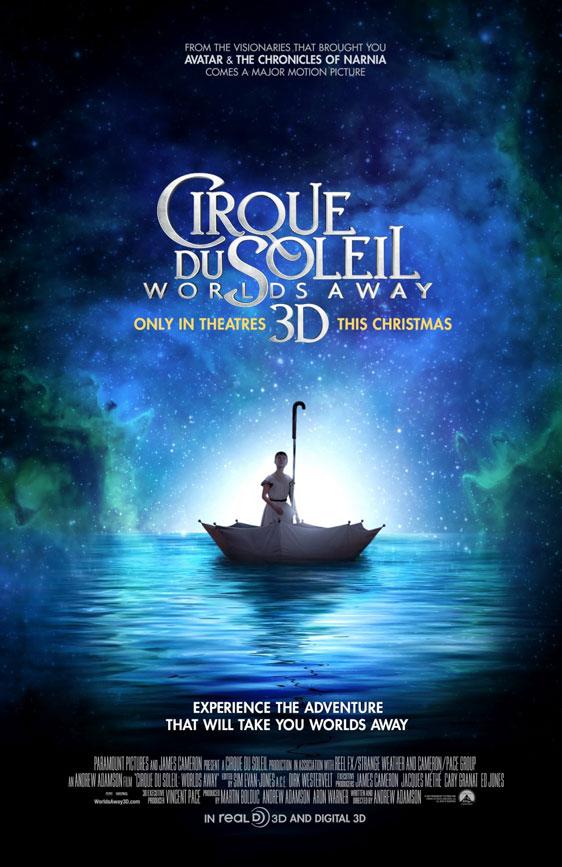Cirque du Soleil: Worlds Away Poster #1