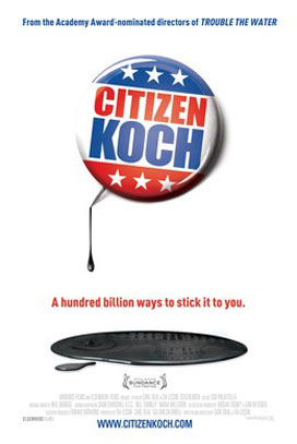 Citizen Koch Poster #1