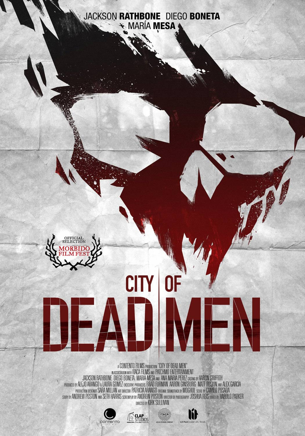 City of Dead Men Poster #2