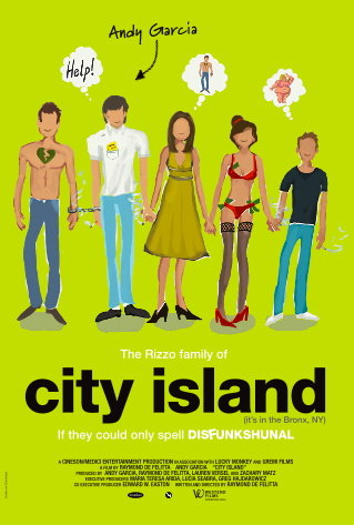 City Island Poster #1