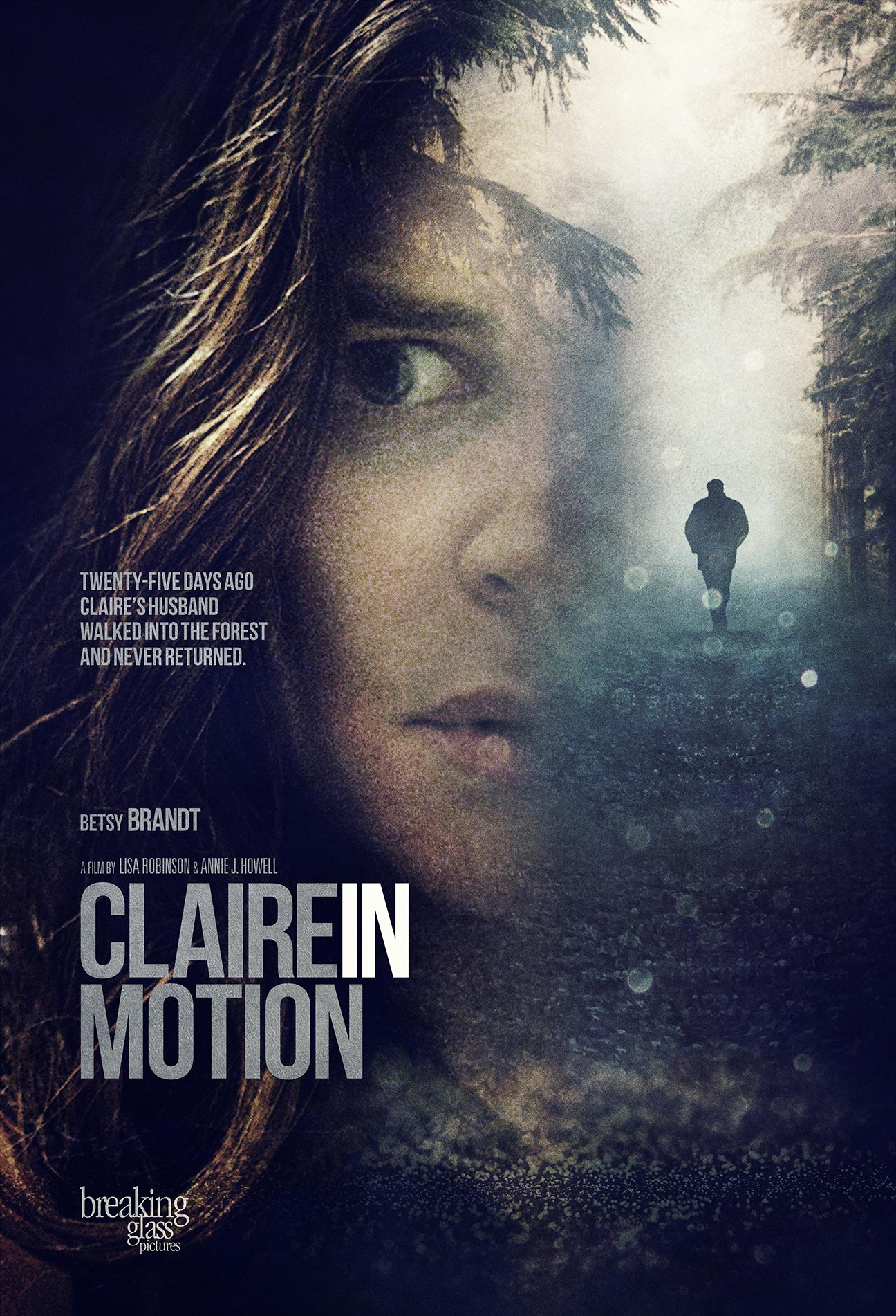 Claire in Motion Poster #1