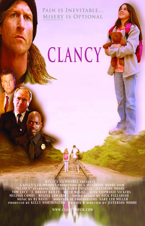 Clancy Poster #1