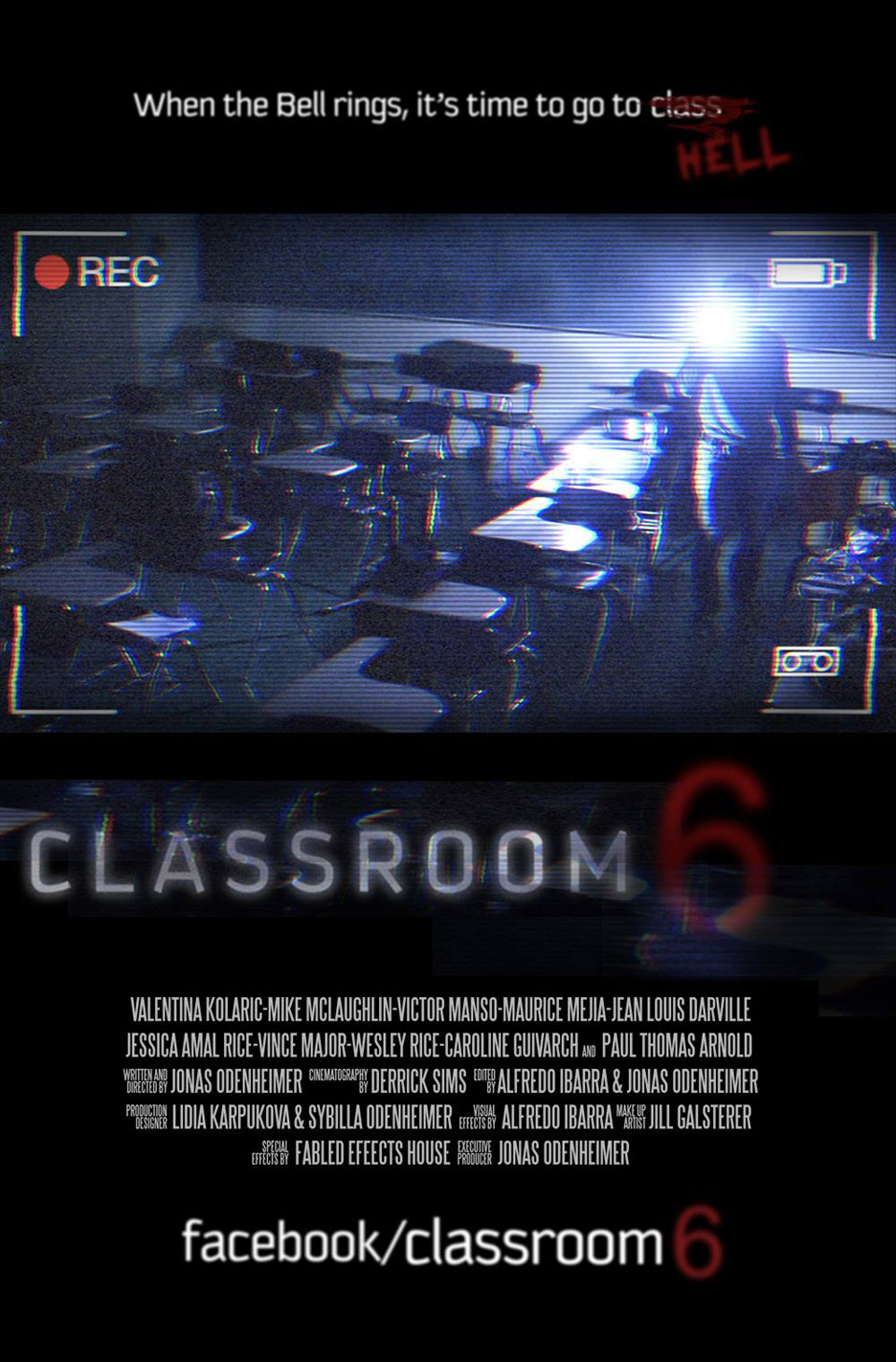 Classroom 6 Poster #1