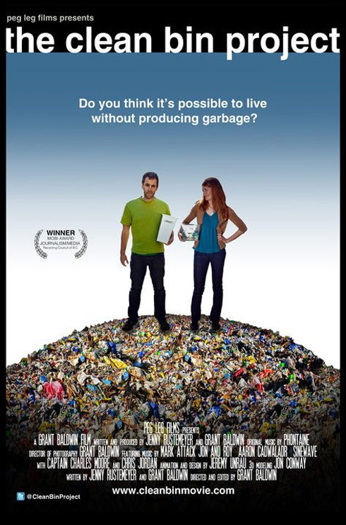The Clean Bin Project Poster #1