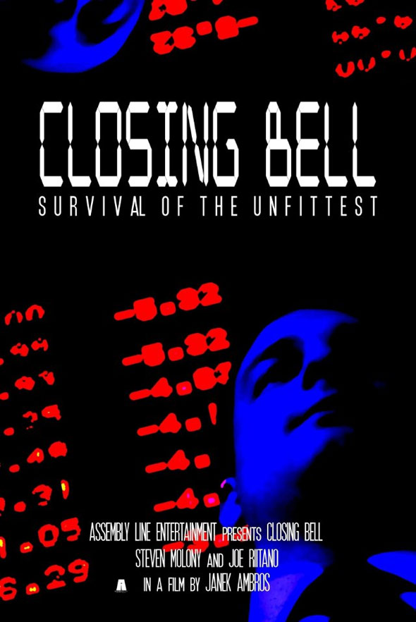 Closing Bell Poster #1