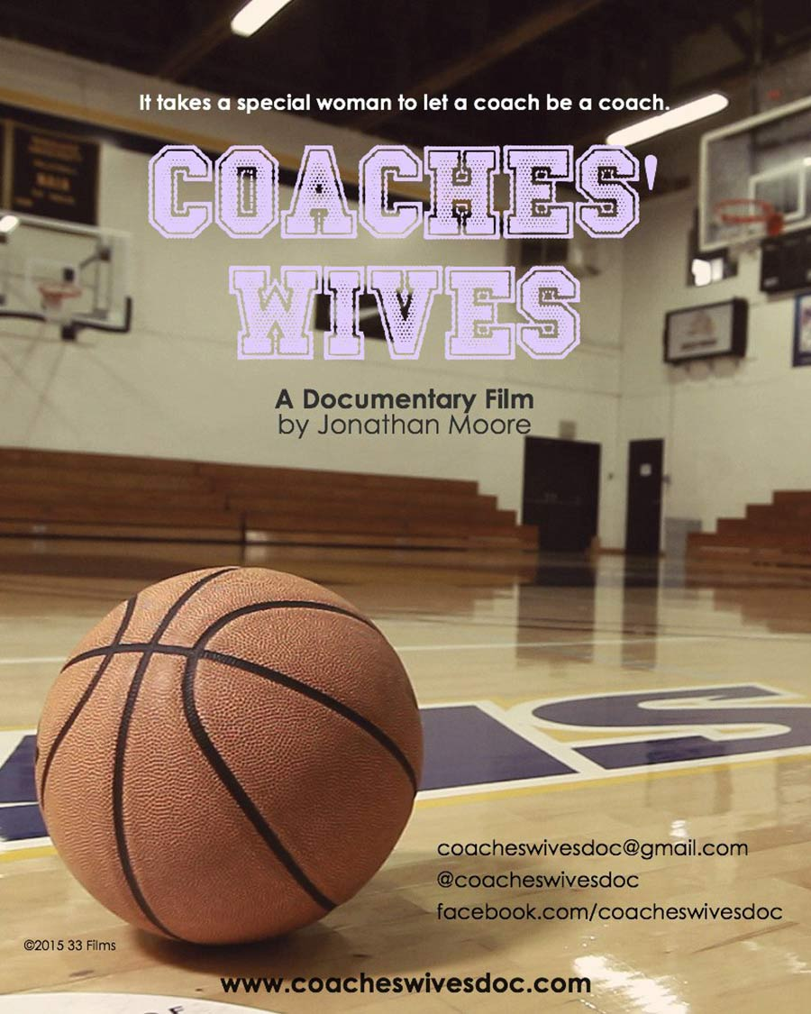 Coaches' Wives Poster #1