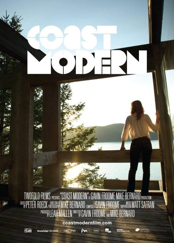Coast Modern Poster #1