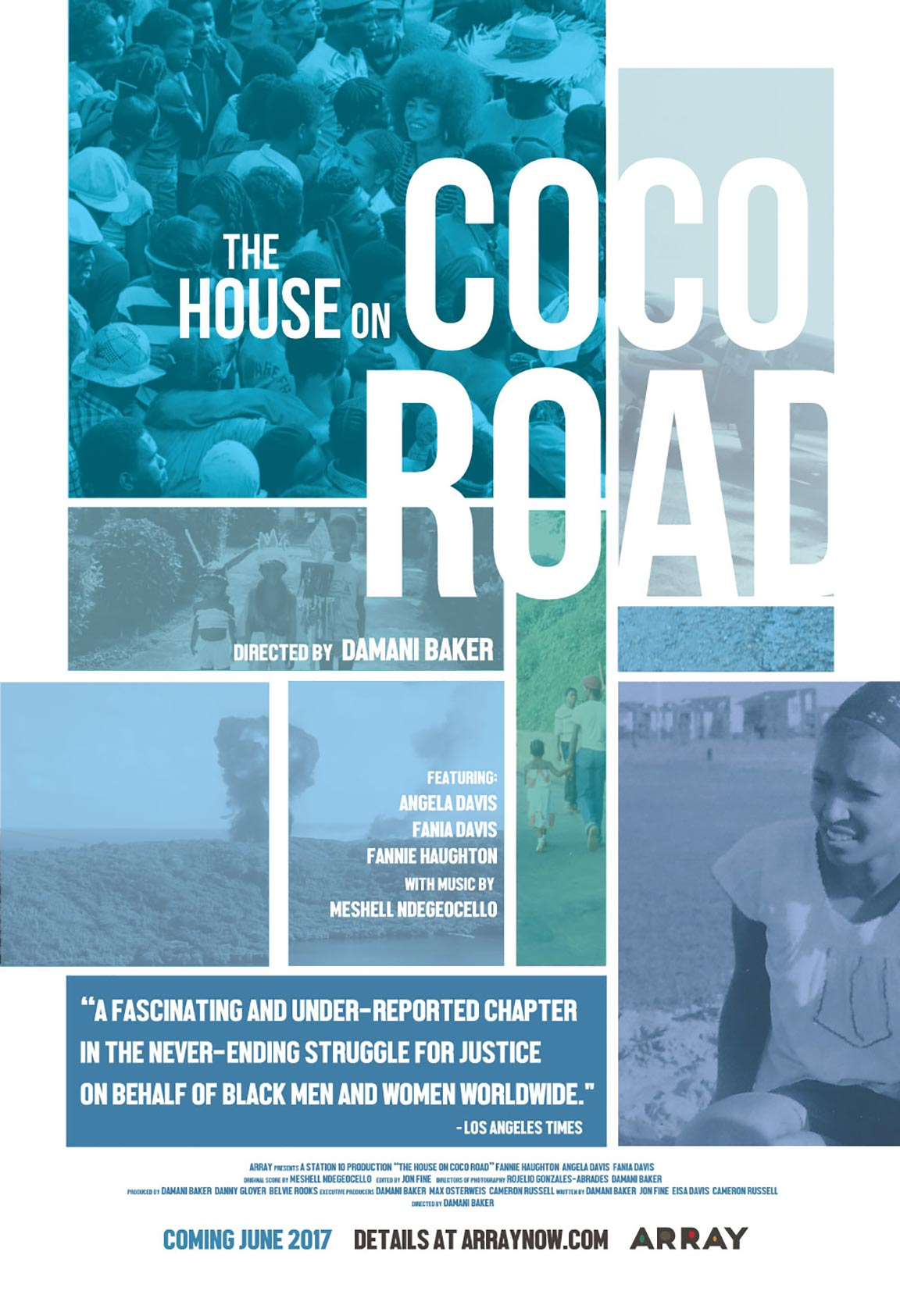 The House on Coco Road Poster #1