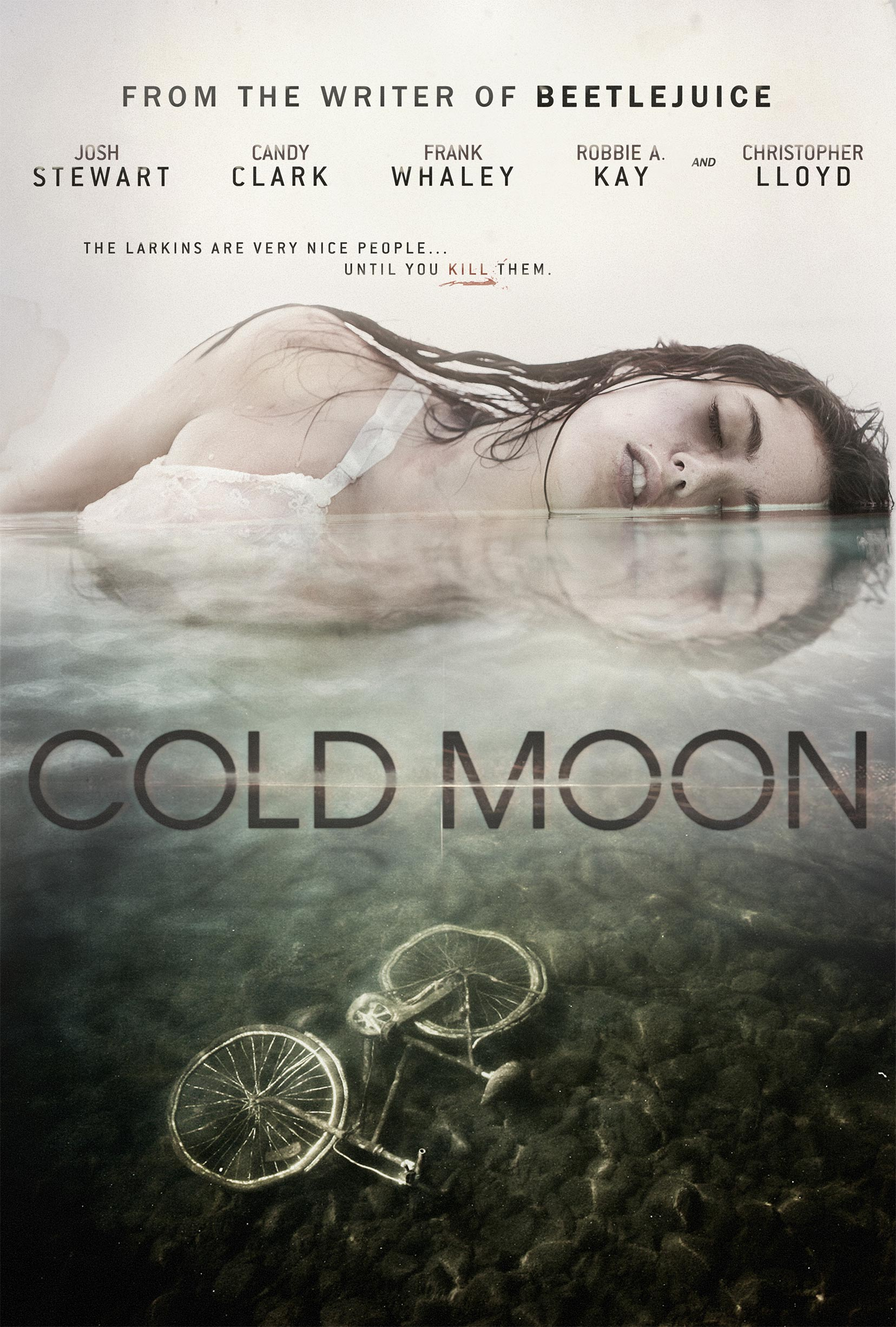 Cold Moon Poster #1