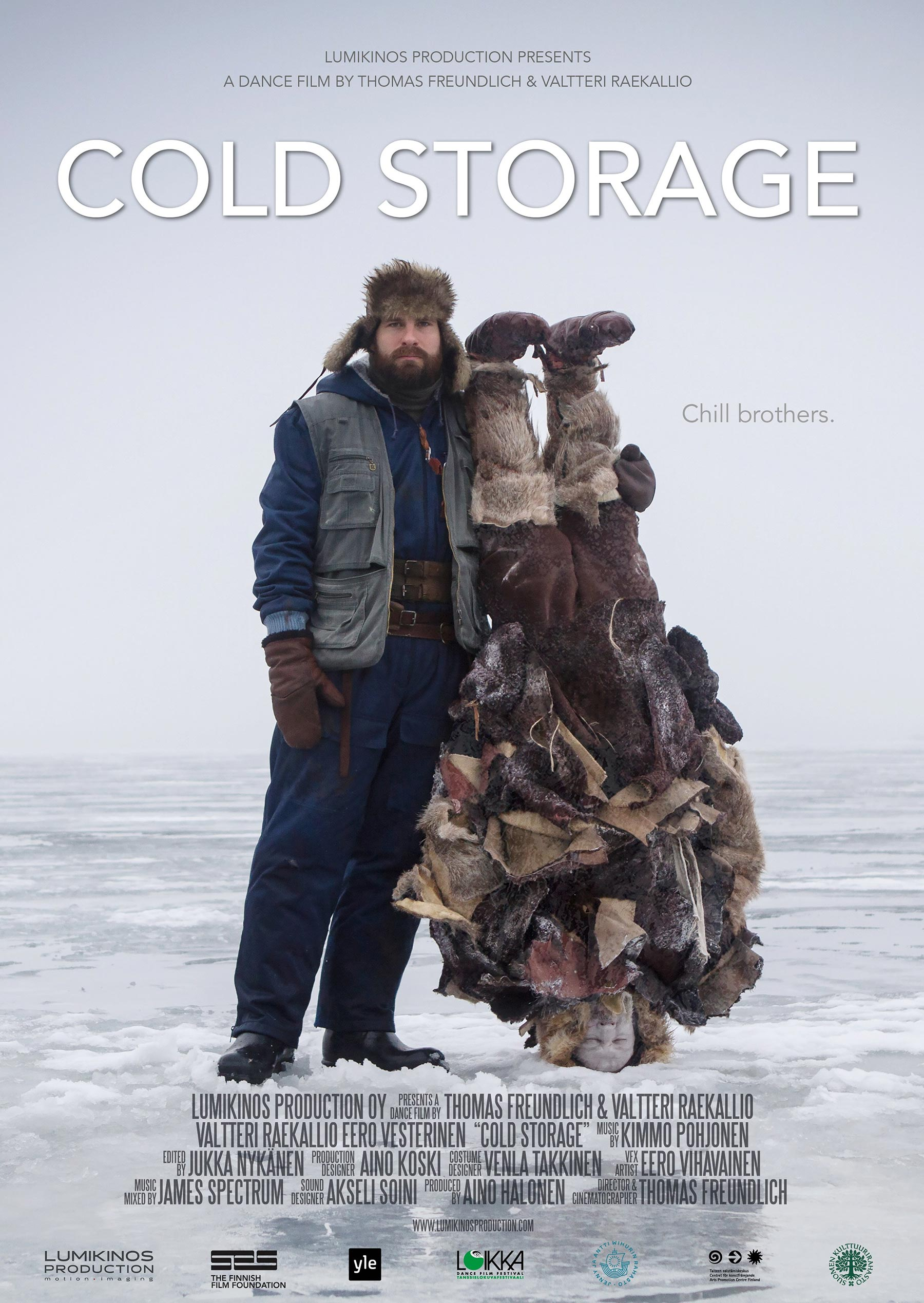 Cold Storage Poster #1