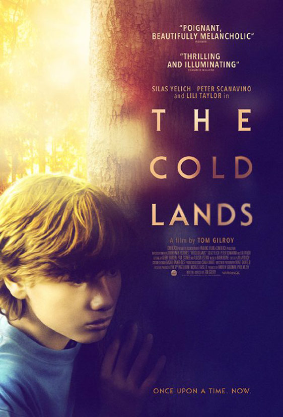 The Cold Lands Poster #1