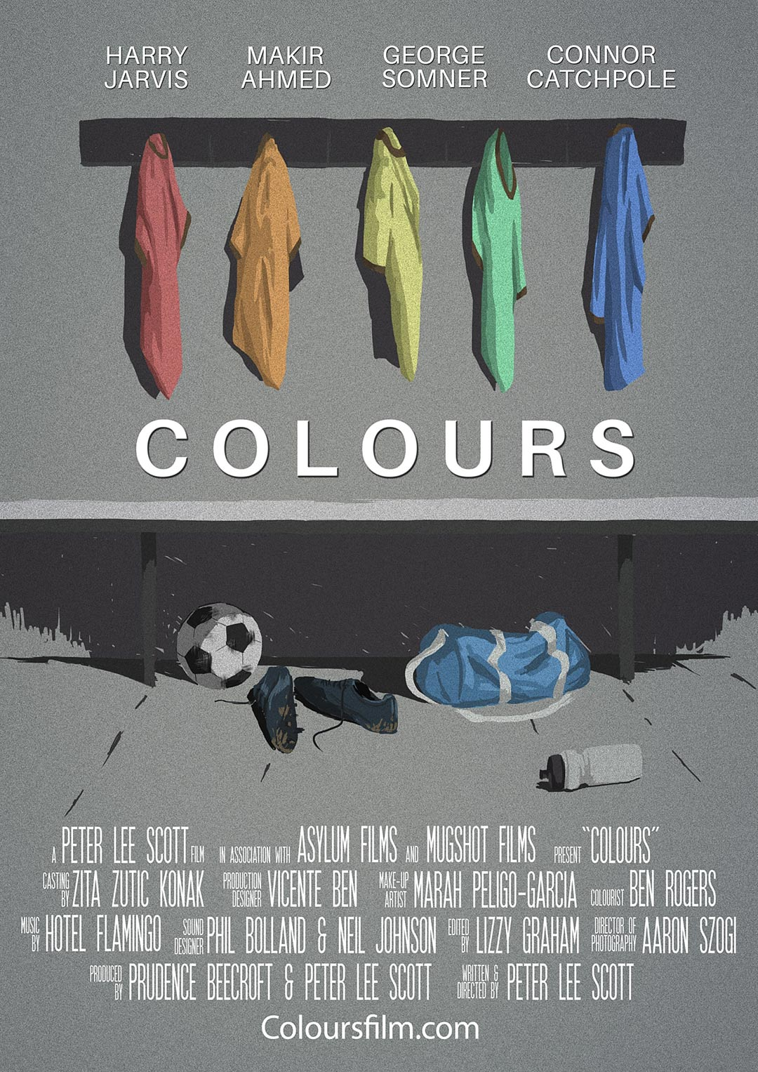 Colours Poster #1
