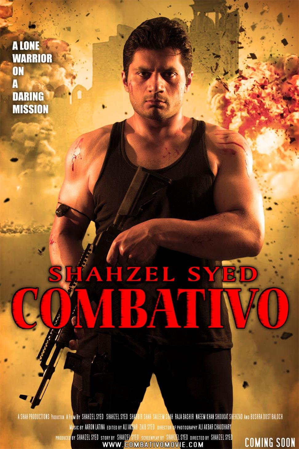 Combativo Poster #1