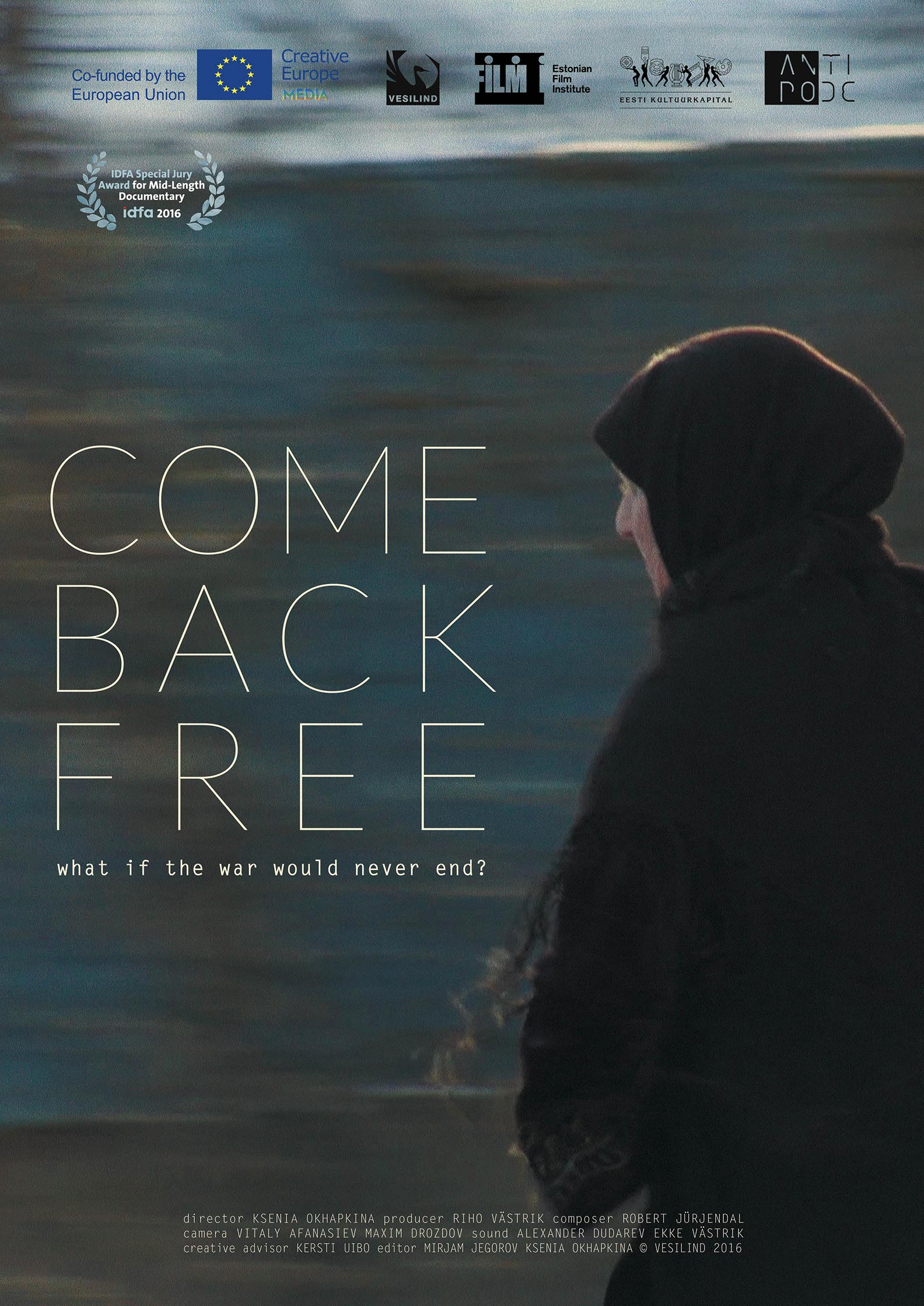 Come Back Free Poster #1