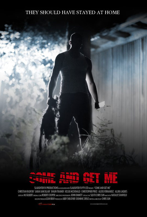 Come and Get Me Poster #1
