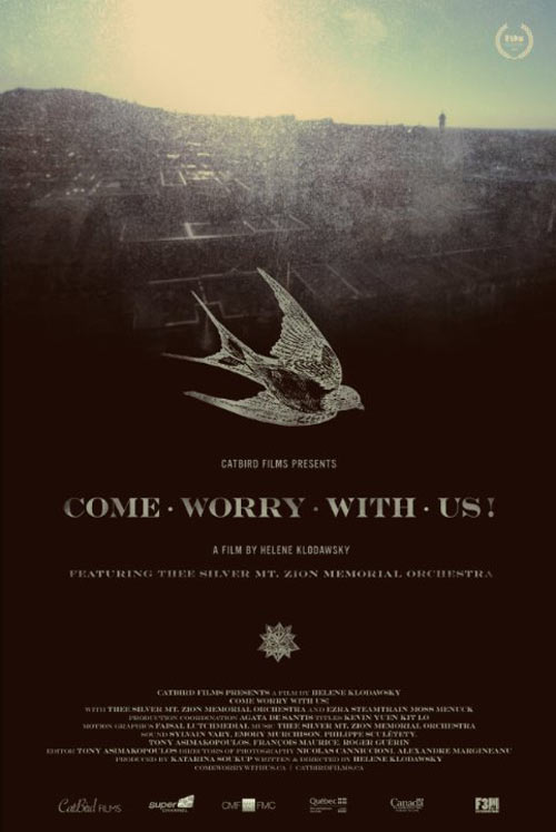 Come Worry With Us! Poster #1