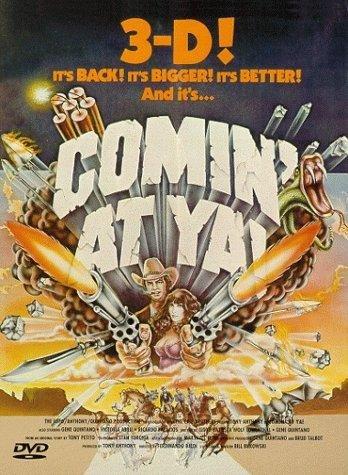 Comin' at Ya! Poster #1