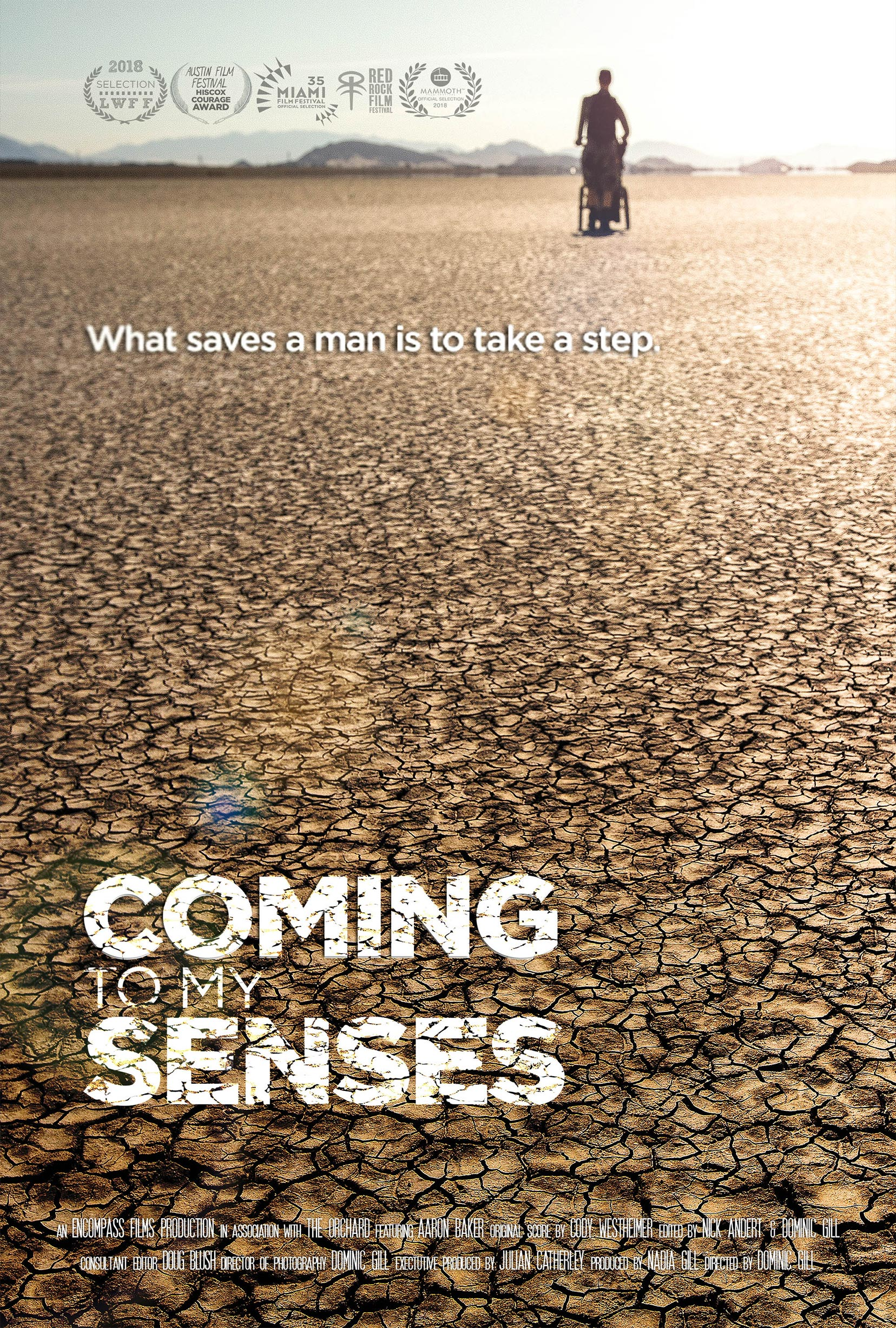 Coming to My Senses Poster #1
