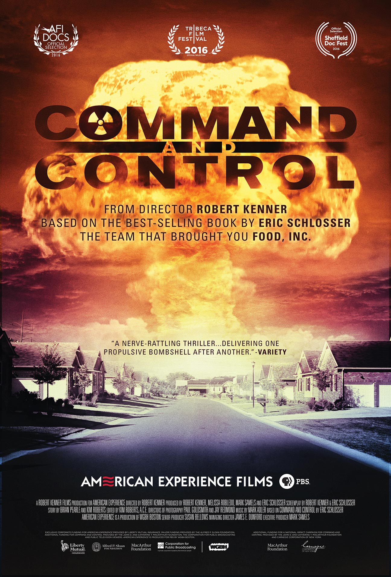 Command and Control Poster #1