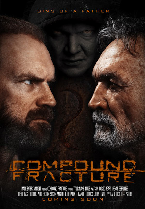 Compound Fracture Poster #1
