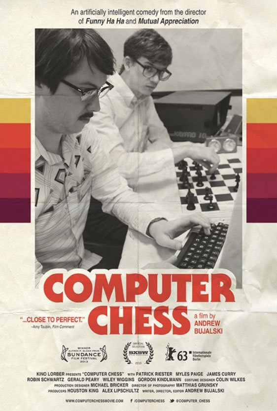Computer Chess Poster #2