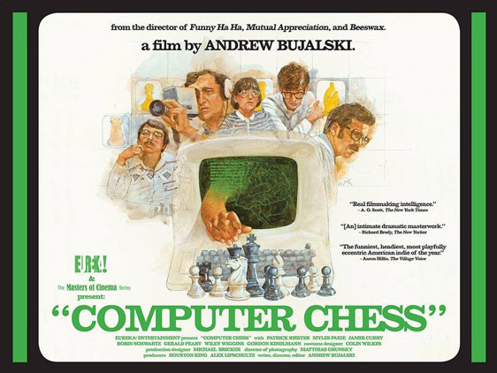 Computer Chess Poster #3