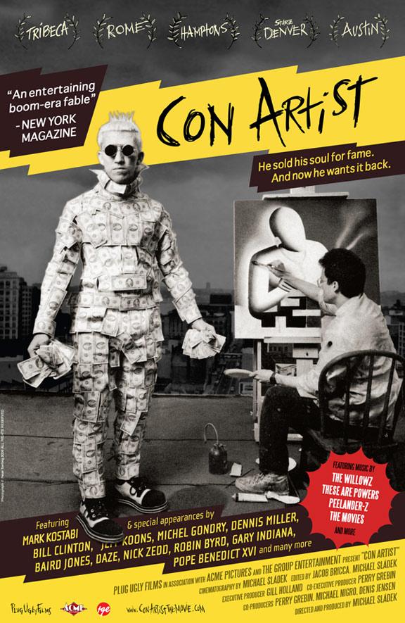 Con Artist Poster #1