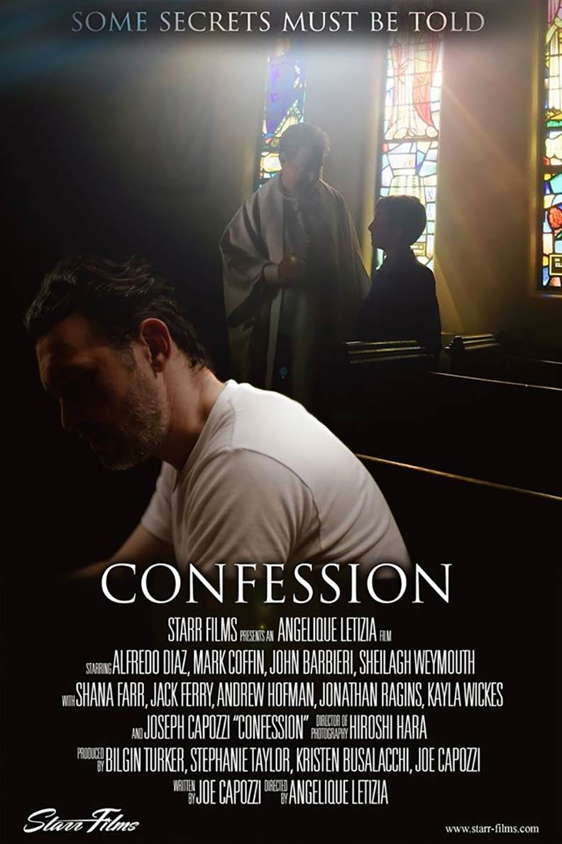Confession Poster #1